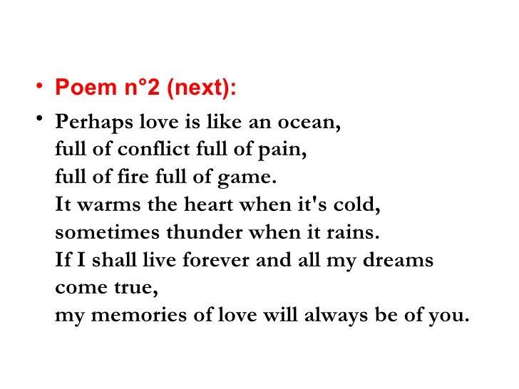 I Heart You Poems