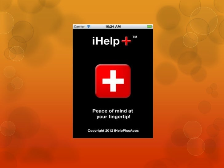 """What is iHelp+™?•   As per National Crime Prevention Council: """"Over 40 Million Americans      Get victimized every year in..."""