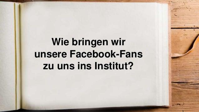 Ich hab Facebook - und jetzt?