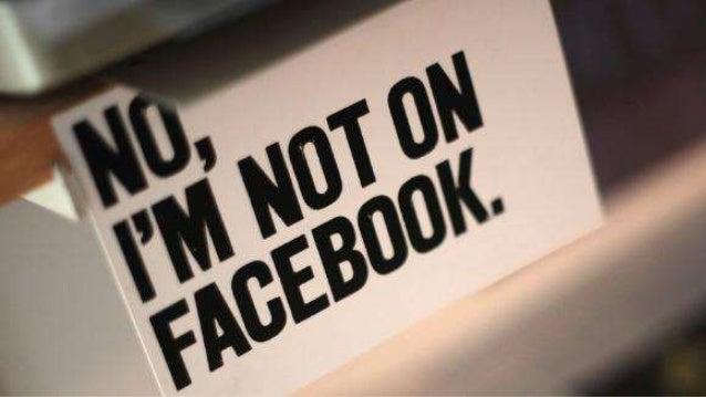 Wo nutzen Ihre Kunden Facebook? Facebook-Nutzer sind manchmal abgelenkt!