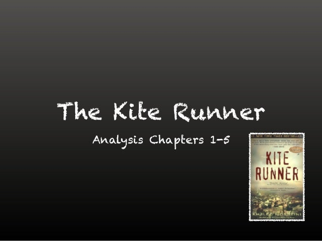 analytical paper on the kite runner The kite runner character analysis table of contents all subjects the kite runner at a glance critical essays themes in the kite runner symbols in the.