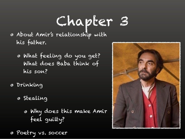 amir and hassan relationship