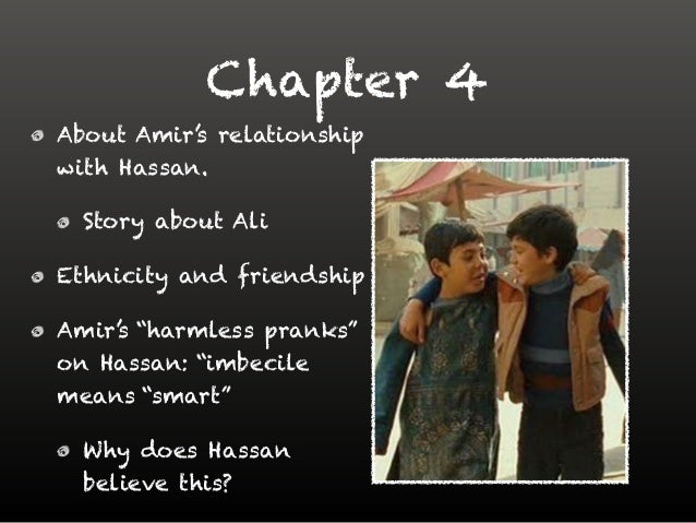 friendship in the kite runner