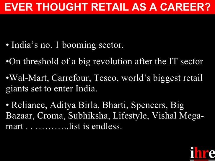 IHRE Retail Education Slide 3