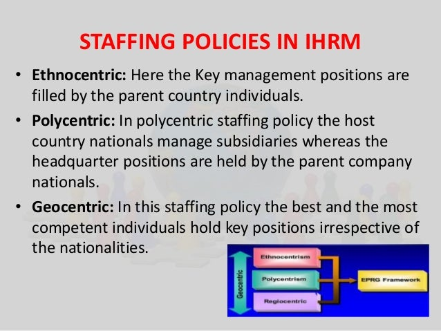 External Factors That Affect the Staffing Process in an Organization