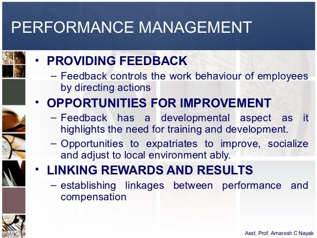 performance appraisal & compensation-context and issue essay Performance appraisal is the systematic evaluation of the performance of employees and to understand the abilities of a person for further growth and development.