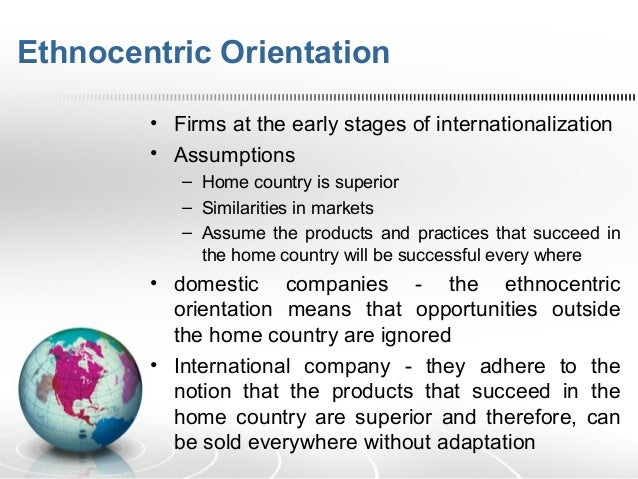 what is polycentric orientation
