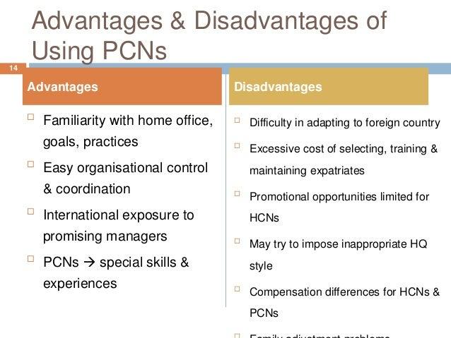 Geocentric Advantages & Disadvantages