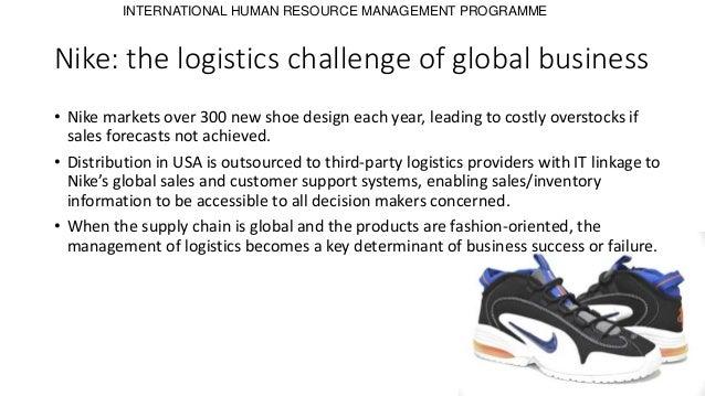 International Human resource management programme
