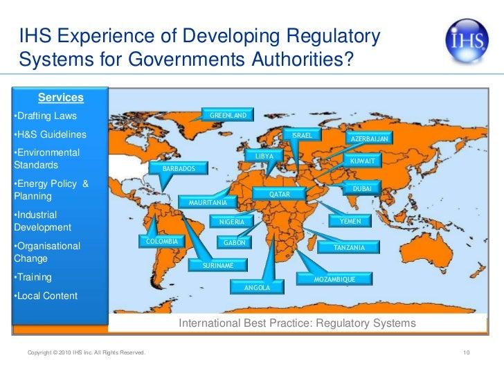 3<br />IHS Consulting:Regulatory Compliance Group<br /><ul><li>Established 1994