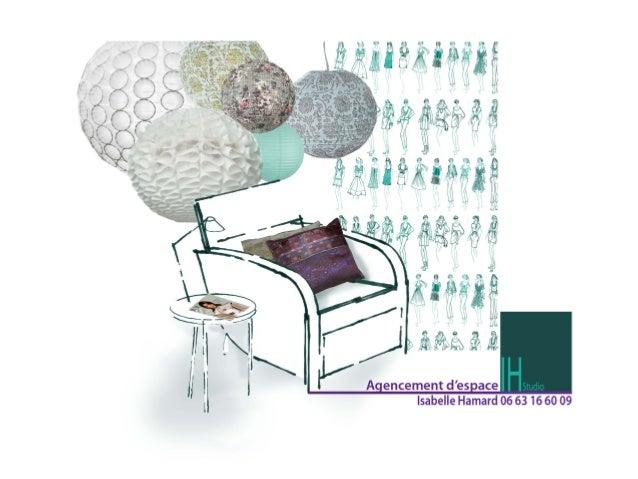 IH Studio - agencement d'espace, décoration