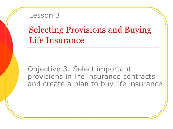 HUSC 3366 Chapter 10 Financial Planning with Life Insurance