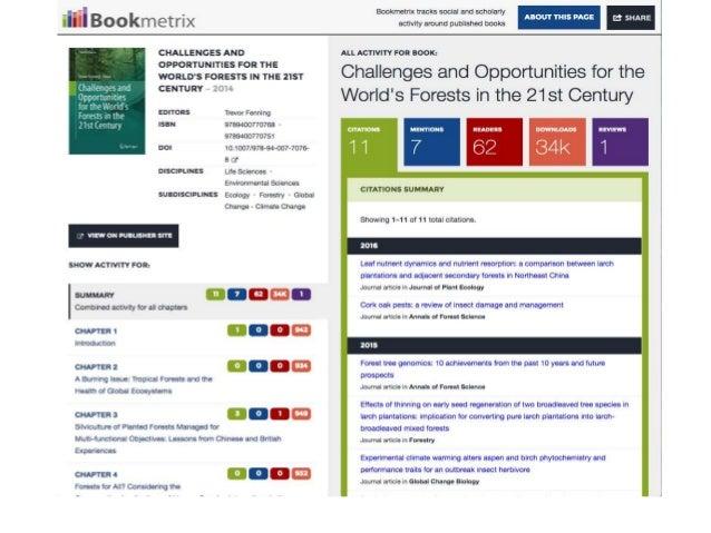Encontrando 8000 revistas importantes utilizan Altmetrics http://f1000research.com/articles/4-192/v1