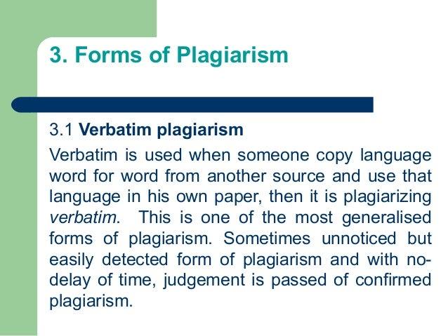 teaching avoiding plagiarism