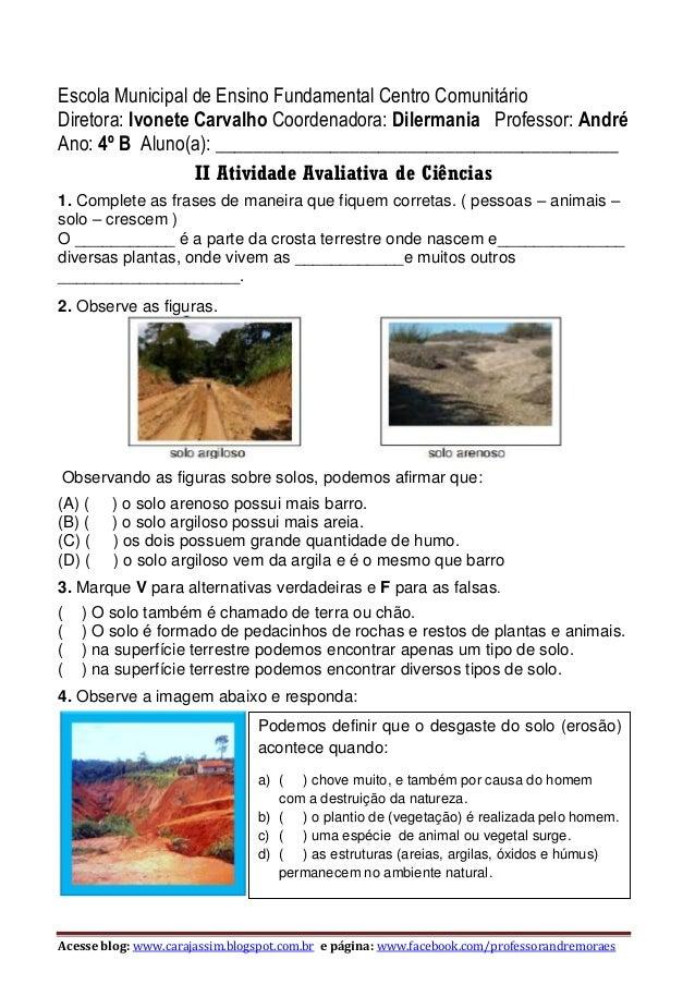 Estudo dos solos e mapeamento geológicos na região metropolitana de belém 3