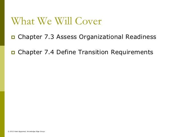 Iiba business readiness   published Slide 2