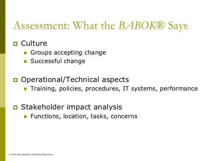 Iiba business readiness   published Slide 3