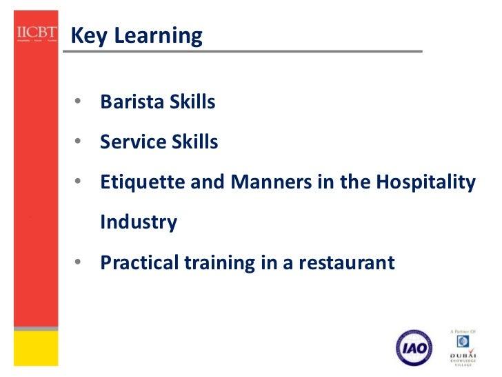 Barista Skill Academy