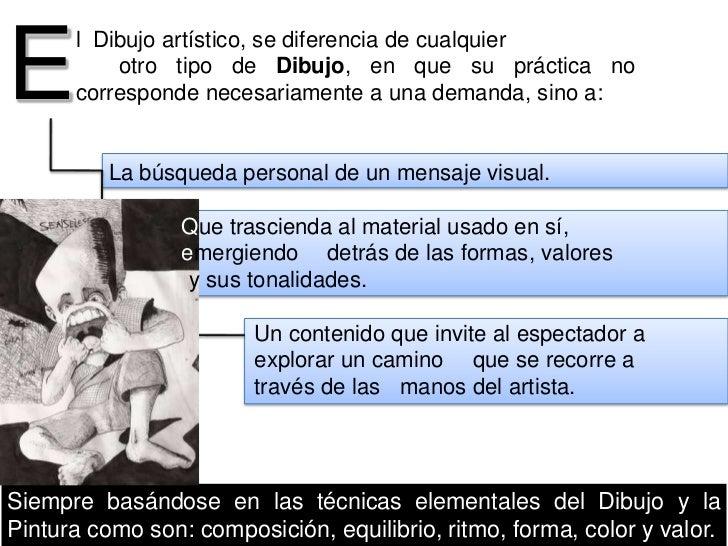 El dibujo artstico tcnicas y aplicaciones