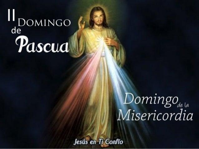 Resultado de imagen de dOMINGO II DE PASCUA