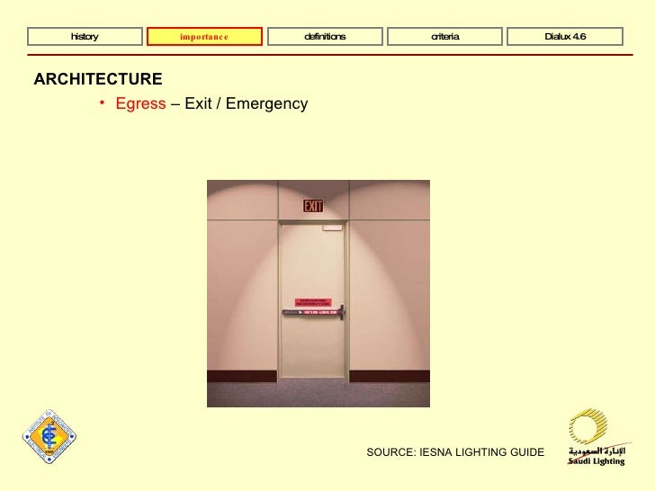 ... LIGHTING GUIDE history definitions criteria Dialux 4.6 importance; 14.  sc 1 st  SlideShare & Overview of Lighting Design using Dialux 4.6 azcodes.com