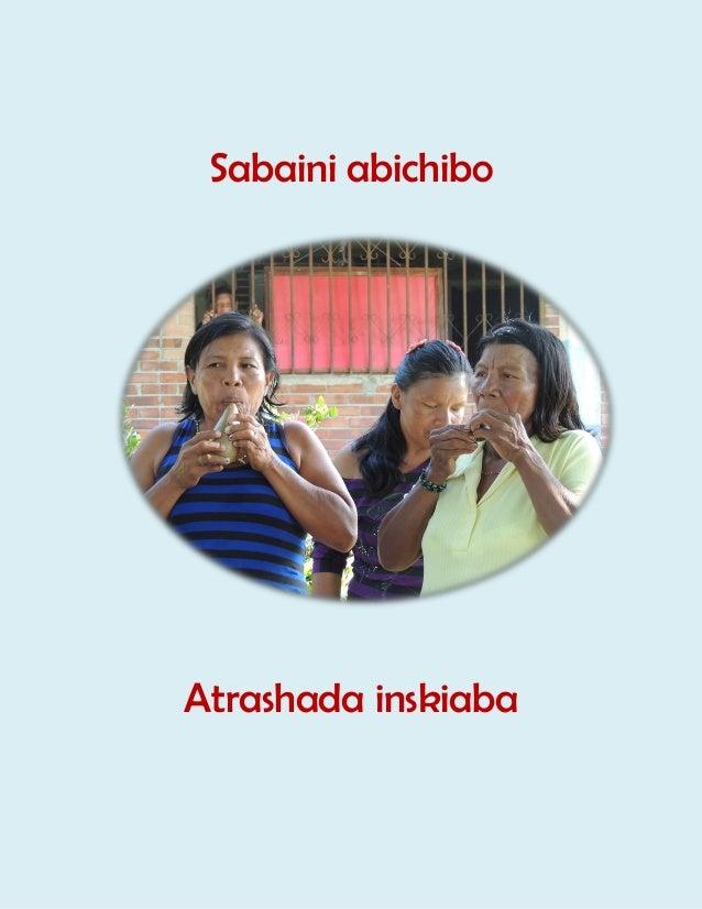 Sabaini abichibo  Atrashada inskiaba