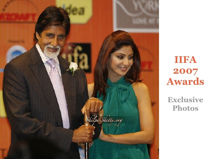 IIFA 2007 Awards Exclusive Photos