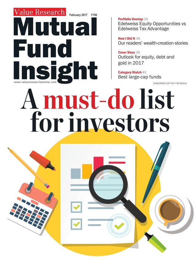 20 Mutual Fund Insight February 2017 PORTFOLIO MOVES Failed New entrants The fund has delivered decent returns over one ye...