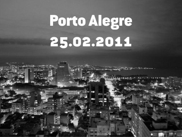 Porto Alegre25.02.2011