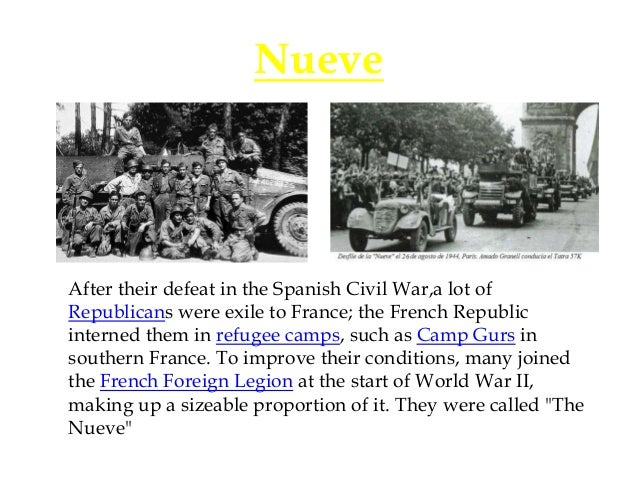 the effects of the second world war on frances third republic Why did france's third republic fail  the second world war, which ended the third republic and produced the vichy regime after the war, the fourth republic provoded a new constitution which.
