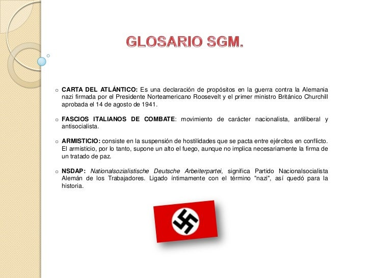 SEGUNDA GUERRA MUNDIAL Slide 2