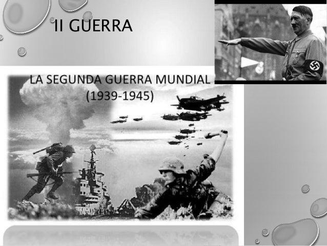 II GUERRA