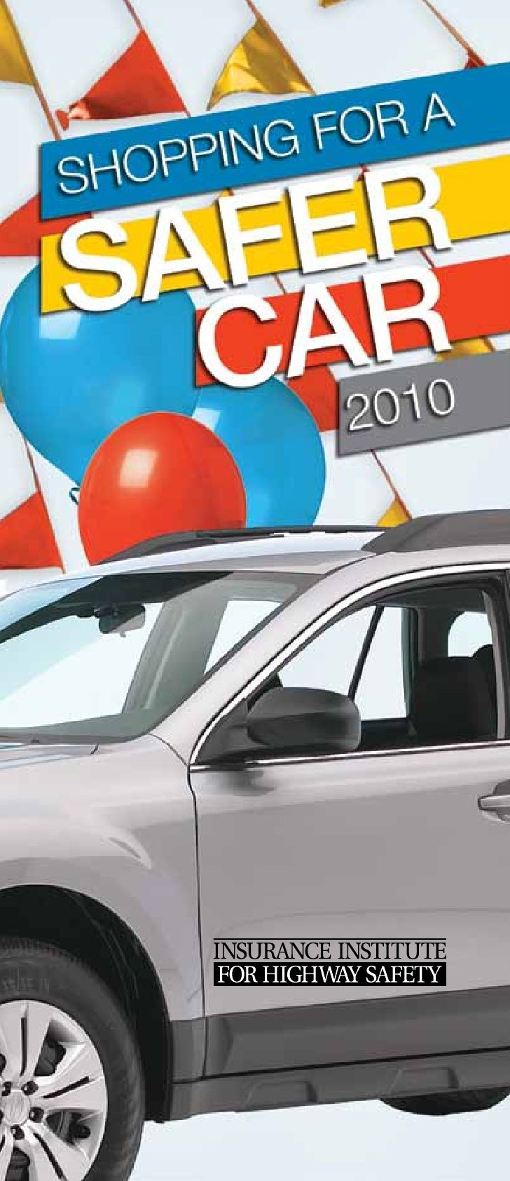 So you've decided to buy a car, minivan, SUV, or pickup. Now the question is, which one? If you factor safety into your ch...