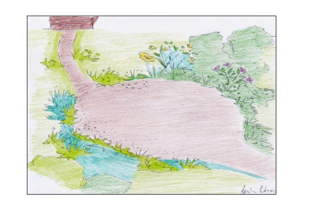 III.2.graphic  attachment 3.1. drawing landscape design educ. garden_permaculture and eco-design_detail – butterfly garden...