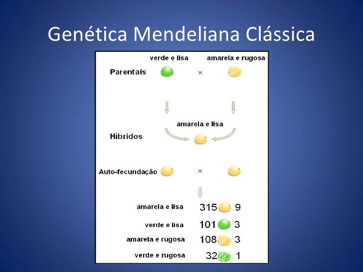 Genetica pos mendel