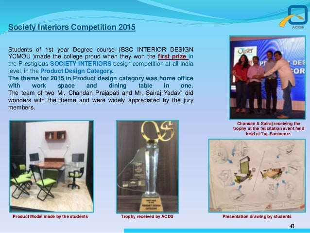 Competition Society Interiors 2015 42 43