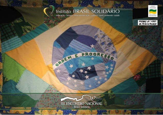 III Encontro Nacional Brasil Solidário - ENBRAS