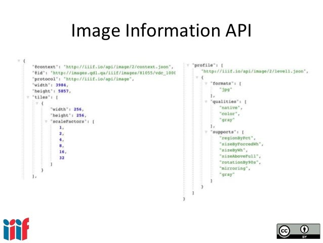 Image Information API