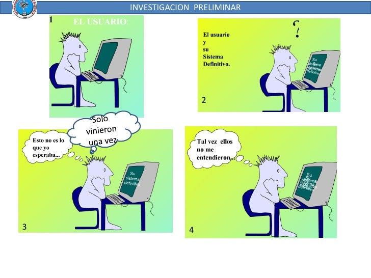 INVESTIGACION PRELIMINAR                         2     3               4