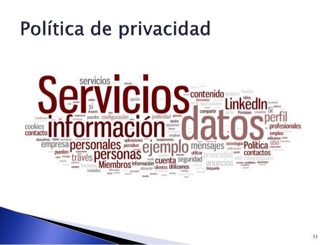  14 páginas.  Contenido: ◦ Información recopilada. ◦ Cómo usan nuestros datos. ◦ Cómo comparten la información. ◦ Opcion...