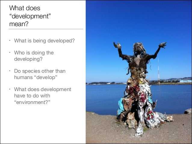 What Does Environment Have To Do With >> The Human Environment Relationship Key Concepts And Models