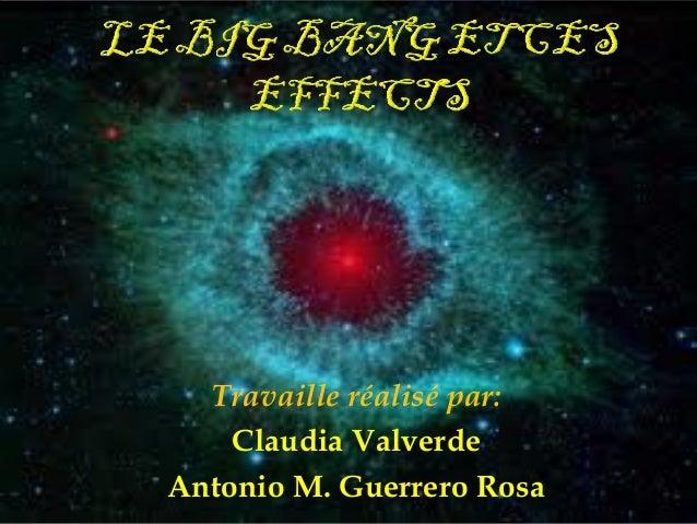 Travaille réalisé par: Claudia Valverde Antonio M. Guerrero Rosa