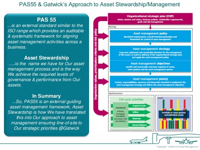 The benefits to operators, stakeholders and regulators of the new.