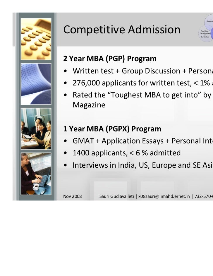 GMAT, Application,Acceptance,Rejection and IIM A PGPX.