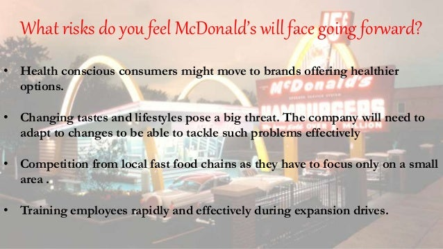 mcdonalds case summary Mcdonald's strategy contents abstract 3 mcdonald's - the company 4 internal environment analysis 5 corporate branding: 5  in this case, buyers have.