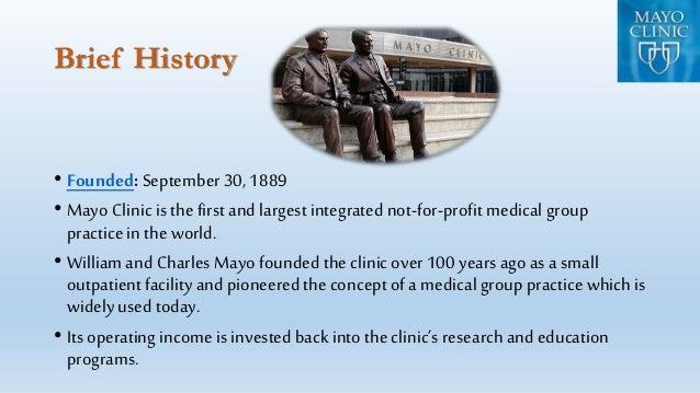 Case Study: Mayo Clinic Slide 3