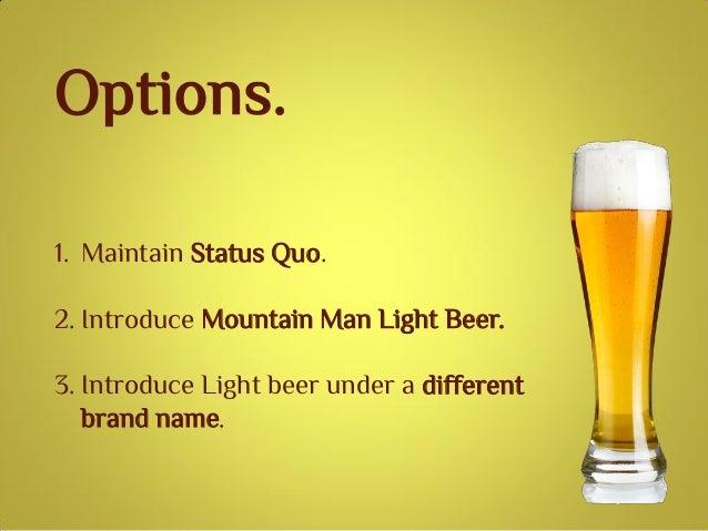 Mountain man brewing co