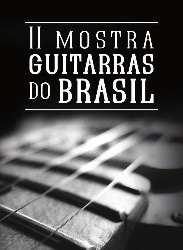 Sobre a mostra A jornada do surgimento da guitarra é tão cosmopolita e transgressora quanto o seu som! Ela - como a conhec...