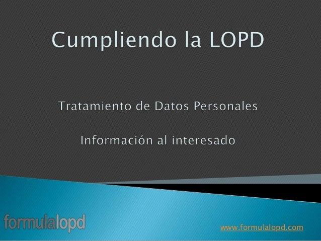 www.formulalopd.com