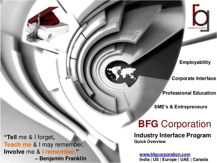 Employability                                                 Corporate Interface                                         ...